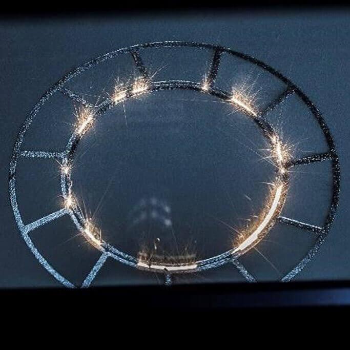 Kunststoffguss Berlin: Selective Laser Melting (SLM) - Beispiel 1