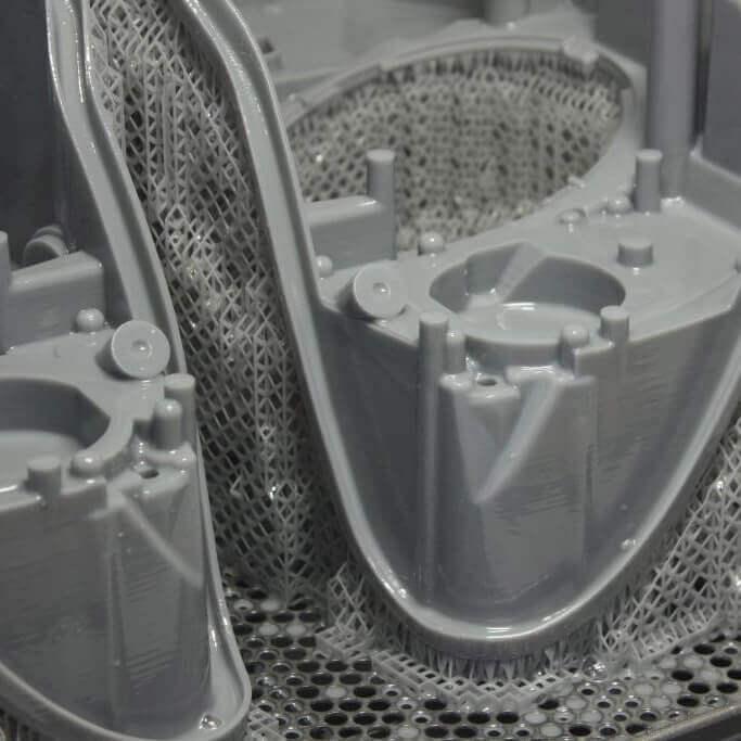 Kunststoffguss Berlin: Stereolithographie Beispiel 1